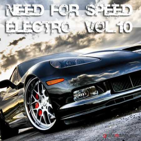 NEED FOR SPEED ELECTRO vol.10 (2010)