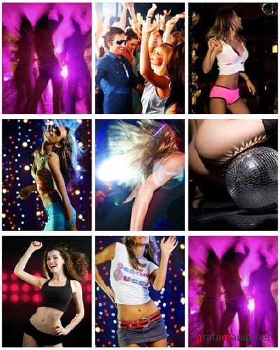 ShutterStock - Party Dancers
