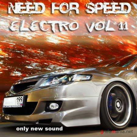 NEED FOR SPEED ELECTRO vol.11 (2010)