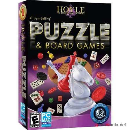 Hoyle Puzzle Board Games 2010 (2009 / ENG)