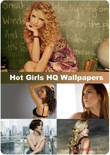 Hot Girls HQ Wallpapers (part 83)
