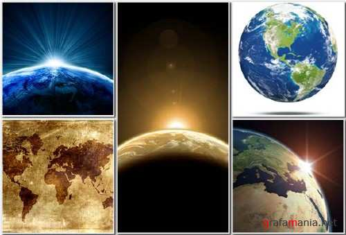 Planet Earth - HQ Stock Images
