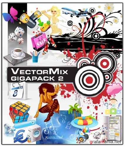 Vector Graphic Mix GigaPack 2