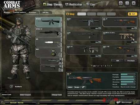 Combat Arms Renegade Edition (2010/ENG)