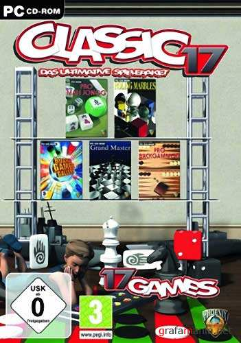 Classic 17 The Ultimate PC Collection (2009/ENG)