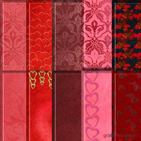 Romantic Textures Pack