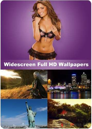 Widescreen Full HD Wallpapers (part 69)