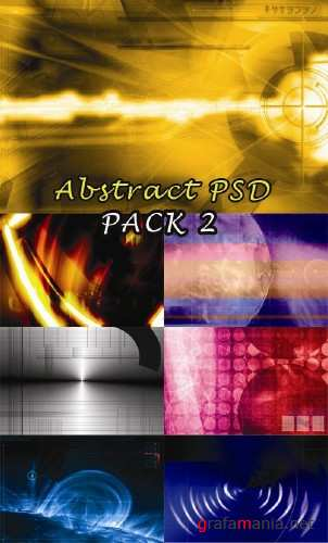 ABSTRACT PSD PACK 2