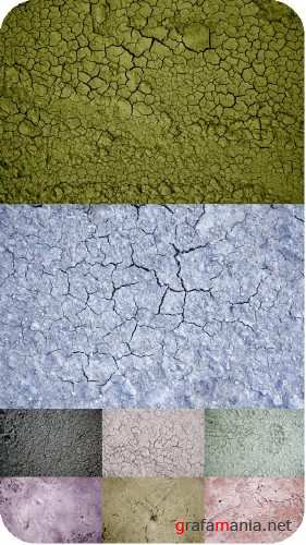 Textures - Cracked Earth