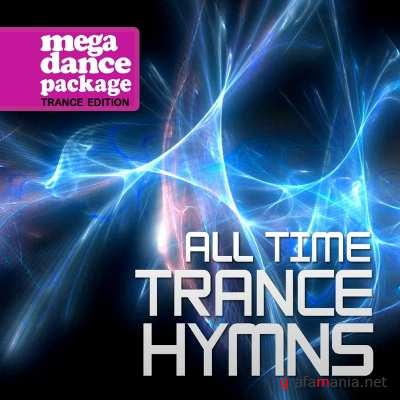 Mega Dance Package (Trance Edition 50 All Time Trance Hymns) 2010