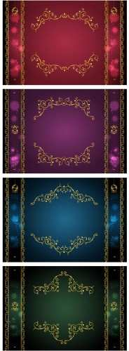 Asadal design vector Backgrounds 42