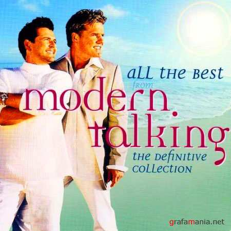 Modern Talking - All The Best - The Definitive Collection 3CD (2008)