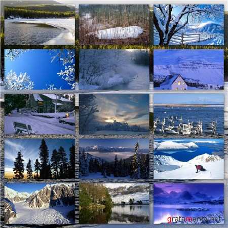 Winter Wallpapers Collection