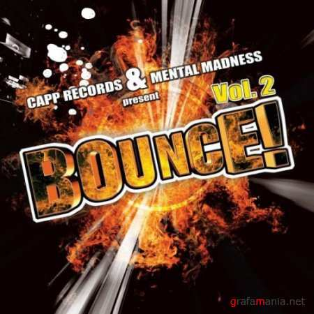 Capp Records & Mental Madness Present: Bounce 2 (2010)