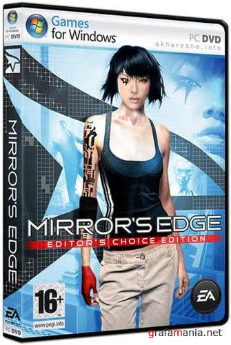 Mirror's Edge (2009) PC RePack от R.G. Механики