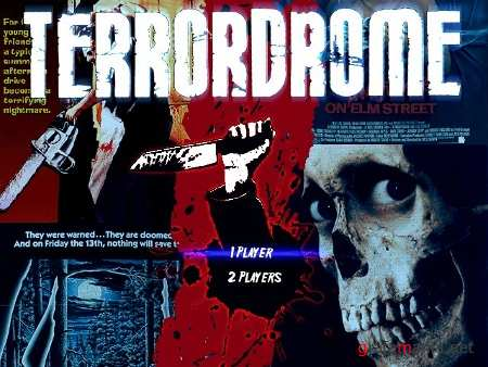 Terrordrome the game (2009/ENG/Demo)