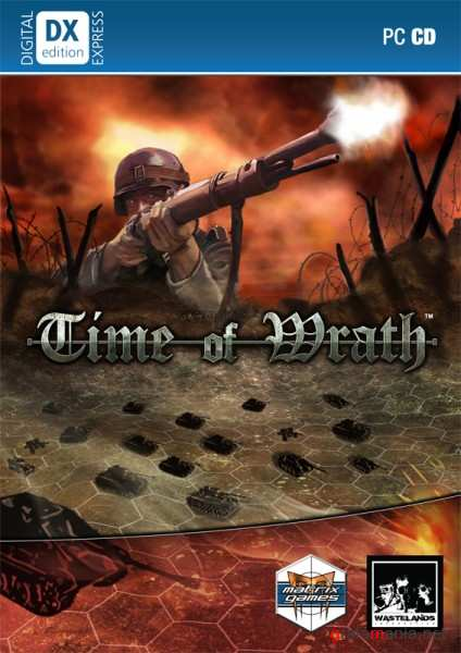 World War II: Time of Wrath (2009/ENG)