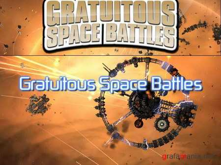 Gratuitous Space Battles v1.31 (by Positech Games) + Challenges