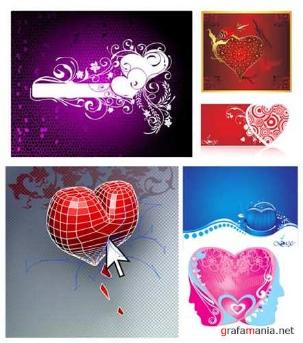 Hearts Vector Vateria 5