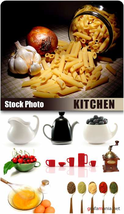 Stock Photo - Kitchen