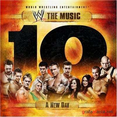 WWE The Music-A New Day Vol 10 (2010)