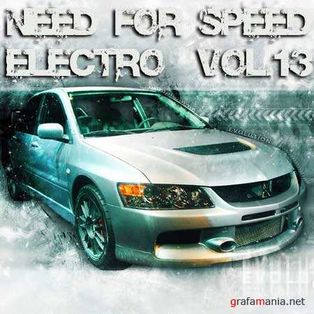 NEED FOR SPEED ELECTRO vol.13 (2010)