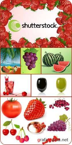 ShutterStock - Fruit, Berries, Vegetables