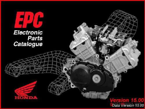 EPC Honda for Motorcycles 15.00