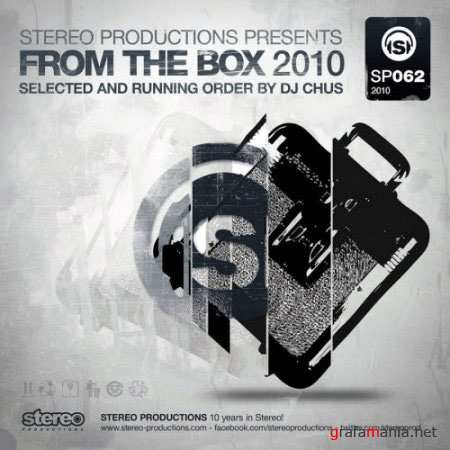 From The Box 2010 Selected & Running Order By DJ Chus (2010)