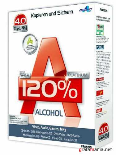 Alcohol 120% 2.0.0.1331 Retail + PatCh 5.1.2 ML