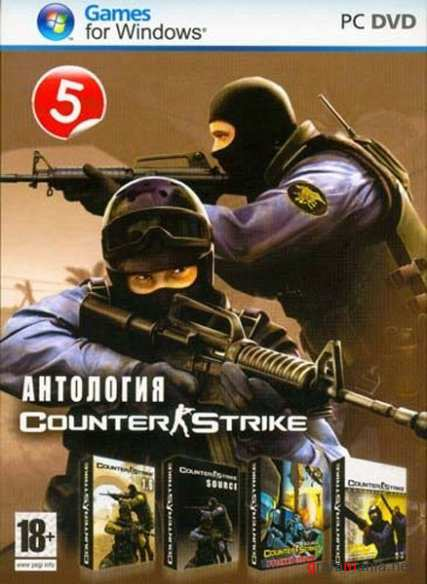 Counter Strike - Антология (Nosteam/RUS/2010)