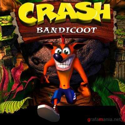 Crash Bandicoot для PC