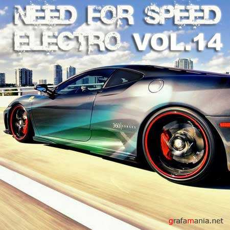 NEED FOR SPEED ELECTRO vol.14 (2010)