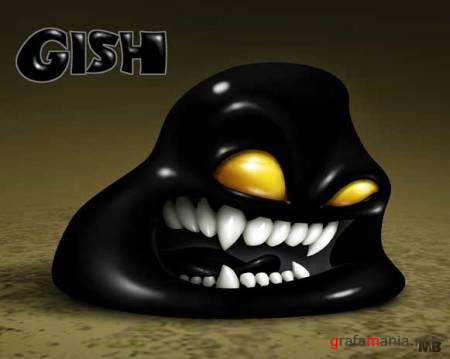 Gish (PC/Rus/FULL)