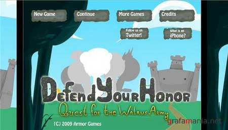 Defend your Honor 5.9 (2009/ENG/FULL)