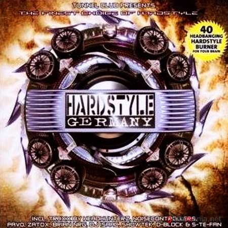 Hardstyle Germany Vol. 5 (2010)
