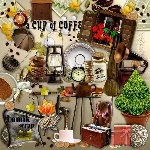 ����� ����� - A cup of coffee