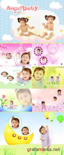 Baby PSD PACK
