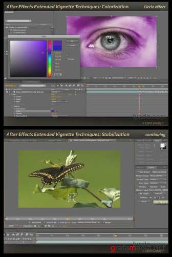 Lynda.Com - After Effects Extended Vignette Techniques