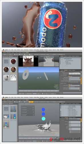 Luxology modo 401 Splash Kit Mac OSX