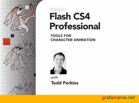Lynda.com Flash CS4 Professional Tools for Character Animation