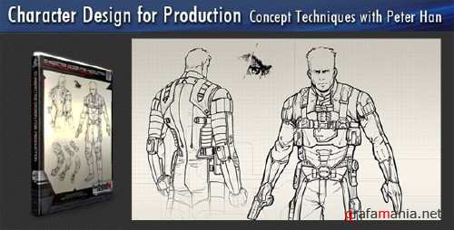 Gnomon Workshop - Character Design for Production