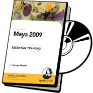 Autodesk Maya 2009 Essential Training