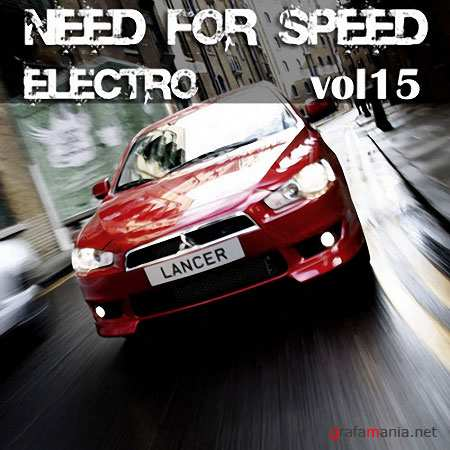 NEED FOR SPEED ELECTRO vol.15 (2010)