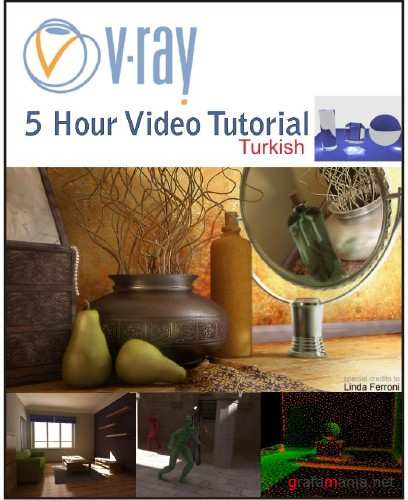 3Ds Max VRay Tutorial