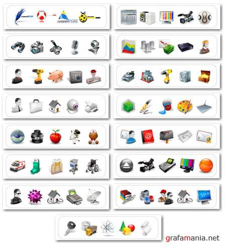 IconShock Full Collections