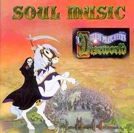 Terry Pratchett's Discworld - Soul Music Soundtrack (1997)