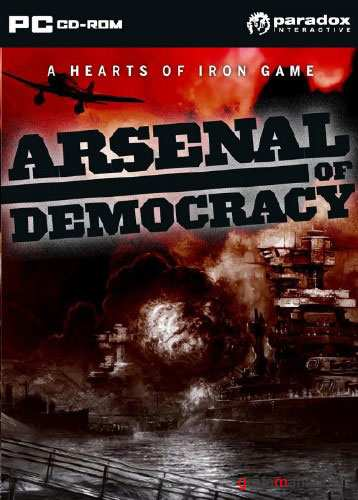 Arsenal of Democracy (2010 / ENG)