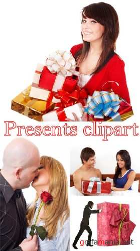 Presents clipart
