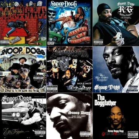 Snoop Dogg - Discography (1993 - 2009)